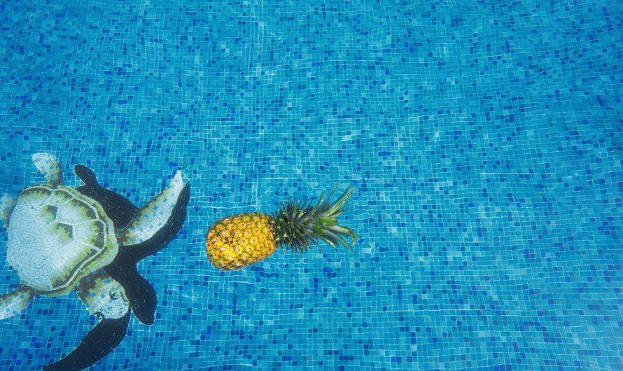 Reparar grietas en la piscina, pasos básicos e imprescindibles
